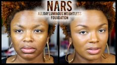 *NEW* NARS ALL DAY LUMINOUS FOUNDATION | 1ST IMPRESSION | MACAO