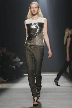 Narciso Rodriguez Ready To Wear Fall Winter 2014 New York - NOWFASHION