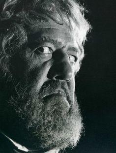 Michel Simon par Sam Lévin 1950
