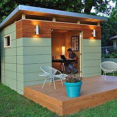 Image result for cool sheds