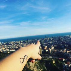 The Infinity Traveler Adventure Tattoo