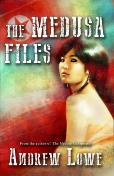 Andrew Lowe launches his latest book  The Medusa Files