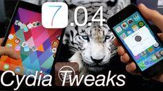 Top 10 Cydia Tweaks After iOS 7.0.4 Jailbreak 2014 For iPhone 5S,5C,4S #iOS7 #iOS #Jailbreak #Cydia #CydiaSources #CydiaTweaks