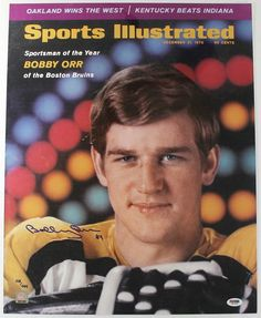 Bobby Orr Signed Bruins 16x20 Photo (PSA LOA)