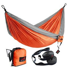 Home Textile Tapestry Honest Portable Double Hammock Hanging Bed Nylon Durable Sleeping Bed Swing Garden Leisure Travel Outdoor Camping With Bag Spare No Cost At Any Cost