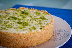 Cantinho da Vovó: Torta de limão com massa de bolacha
