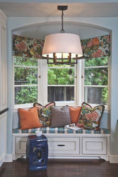 Bay Window Treatment Ideas The Simplest Way To Maintain