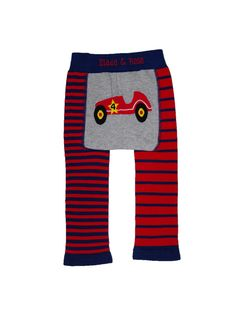 Blade and Rose baby leggings/footless tights - Racing Car Toddler Leggings, Baby Leggings, Tight Leggings, Funky Baby Clothes, Blade And Rose, Rose Girl, Footless Tights, Red And Grey, Navy Stripes