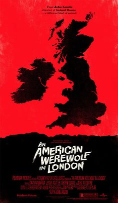An American Werewolf in London was a geat idea for a film. It had two americans hiking in the yorkshire moors and the being attacked by a werewolf,one dying and the other one living but turning into one very full moon. The concept of the film was excellent because it gave the audience a big sense of fear but also implementing satrical elements into it which i found made it really good-Indio Roe