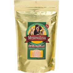 A year's supply of The Missing Link Wellness Blend Dietary Supplement #Petco #MyPetDreamboard