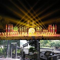Rental Sound System & Lighting Effect. CP 081330325556
