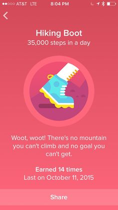 Looking for FitBit lifetime, distance, and floor badges? Check out this list of FitBit badges that can be earned while walking. Fitbit Badges, Fitbit App, Fit Bit Challenge, Best Fitness Watch, Elite Fitness, Walking Exercise, Fitness Tracker, Weight Loss Journey, Hiking Boots