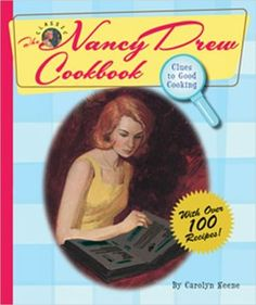 Anxious to see this one. / The Nancy Drew Cookbook: Clues to Good Cooking~ if only I had this as a kid!