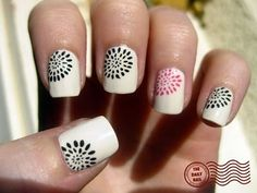 Love, Life, Family... and then some: Things I Love: Awesome Nail Designs part 2