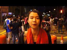 Hong Kongese : Please help Hong Kong - YouTube
