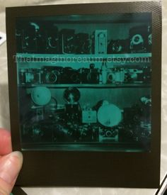 Shot with Polaroid 600 Impulse AF on Impossible Project 600 beta black and green film Film Camera, Polaroid Film, Polaroid Ideas, Impossible Project, Instant Camera, Vintage Cameras, Etsy Shop, Green, Black