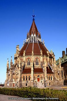 Library of Parliament, Ottawa, Ontario, Canada O Canada, Canada Travel, Canadian Facts, Lake Winnipeg, Canada Pictures, World Library, Ottawa Ontario, Best Travel Deals, True North