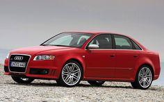 2005 Audi RS4 (B7) 76k