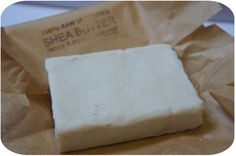 ♥ Benefits of SHEA BUTTER :) & how to spot real unrefind Shea Butter
