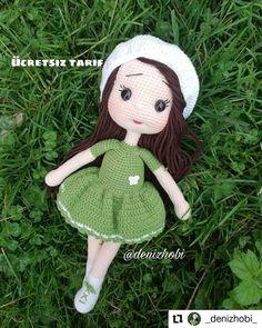 pillowcases and pillowcase dolls Ozaman gnn son fotosu olsun Sizler iin yine gzel bir tarif hazrladm etiket art diyorum her zamn Free Machine Embroidery Designs, Embroidery Stitches, Hand Embroidery, Embroidery Patterns, Crochet Doll Tutorial, Crochet Doll Pattern, Knitted Dolls, Crochet Dolls, Cross Stitch Tree