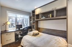 Space Solutions WeblogA Murphy Bed with an eye for design - Space Solutions Weblog
