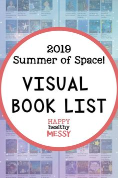 Summer Reading Program 2019 - Download this free visual book list to print & take along to your favorite library or book store today! #UniverseofStories #SummerofSpace #SummerReading2019 #BookList #FreePrintable #k12 Reading Resources, Reading Activities, Reading Projects, Good Books, Books To Read, Children's Books, Gentle Parenting, Parenting Hacks, Summer Reading Program