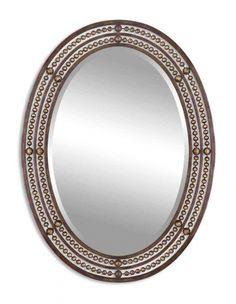 Matney Mirror | Uttermost | Home Gallery Stores