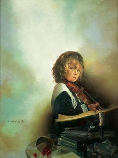 Michael Gorban, 1956 | Tutt'Art@ | Pittura * Scultura * Poesia * Musica |
