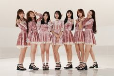 Swoɴιe🌙 Violet light fairy tale from Oh My Girl ♪ Oh My Girl Mini Vol. 5 [Secret Garden] are invited to film MV 1 Girl, First Girl, Pop Group, Girl Group, Kpop Costume, Gfriend Yuju, Stage Outfits, Bridesmaid Dresses, Wedding Dresses