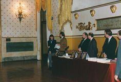 Premio Letterario Nazionale FRANCESCO PETRARCA - Sala Rossini - Padova - Proclamazione vincitori