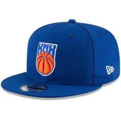 ceefc31e251 Knicks Gaming New Era NBA 2K Team Color 9FIFTY Snapback Adjustable Hat –  Royal