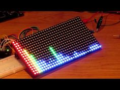 Simple Arduino Projects, Led Projects, Science Projects For Kids, Diy Electronics, Electronics Projects, Spectrum Analyzer, Electronic Circuit Projects, Car Gadgets, Creations