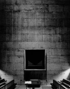 01_Le Corbusier, Couvent Sainte-Marie de la Tourette, Eveux, France, 1953
