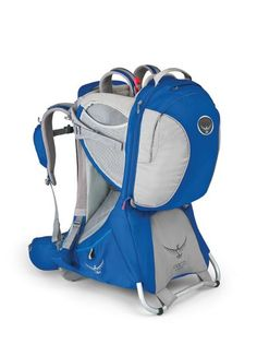 Osprey - Poco Premium Child Carrier.    Osprey - Poco Premium Child Carrier. Deluxe child carrier. Light, comfortable and supportive to carry while providing safety and comfort for it's precious cargo.