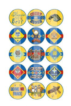 cub scout images to buy on etsy