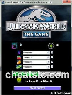 Jurassic World The Game Hack and Cheats Online Generator for Android and iOS - Get Unlimited FREE Cash, Coins, Food and DNA No Human Verification Lego Jurassic World Game, Jurassic Park The Game, Jurassic Park World, World Generator, World Code, Ios, Game Codes, Game Resources, Gaming Tips