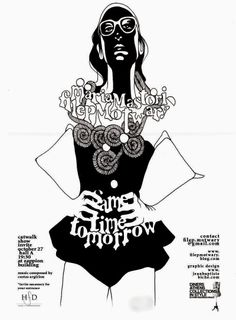 ss08 Catwalk Maria Mastori and Filep Motwary_Same Time Tomorrow