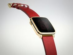 The Pebble Time Steel, a sharper, more professional take on the watch, with gold, silver, and steel bezels.