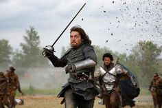 The Musketeers - Season 3 - 3x01 - Spoils of War - Episode Stills