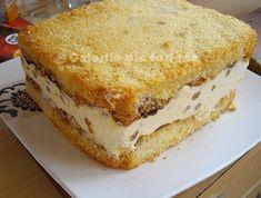 Malaga, Tiramisu, Ice Cream, Ethnic Recipes, Cakes, Food, No Churn Ice Cream, Cake Makers, Icecream Craft
