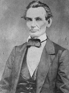 New 11x14 Photo 1846 Earliest Known Image of Future President Abraham Lincoln