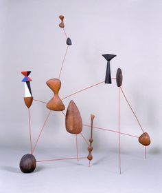 Calder Vertical Constellation with Bomb