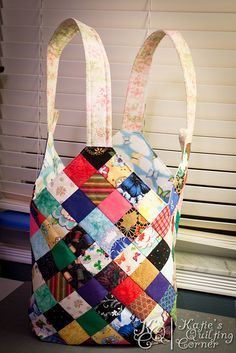 Mondo Bag Quiltsmart Interfacing By Magnoliafly Via Flickr