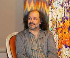 Luca Missoni at the WDC on 5/15