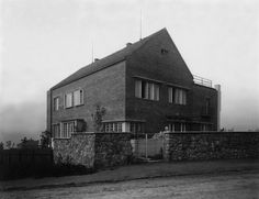 Kumpošt's own villa Modernism, Manual, Modern Architecture, Textbook, Contemporary Architecture