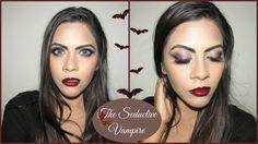 Seductive Vampire Makeup