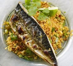 Oil-rich mackerel is full of omega-3 and is an environmentally aware way to enjoy fish