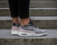 144d9011c103 Get the latest discounts and special offers on nike wmns air max thea ultra  flyknit midnight fog silt red sail trainer   shoes
