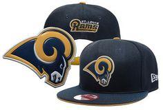 St. Louis Rams Adjustable Snapback Hat YD160627135