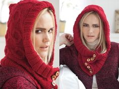 Little red riding hood for wood
